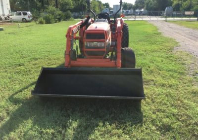 For sale Kubota Tractor L4330