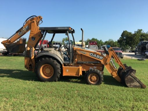 2014 Case 580N Loader Backhoe